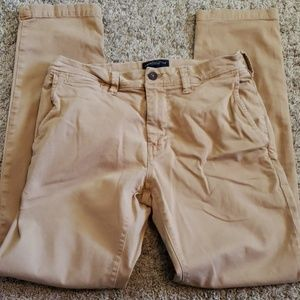 Like New AE khaki pants
